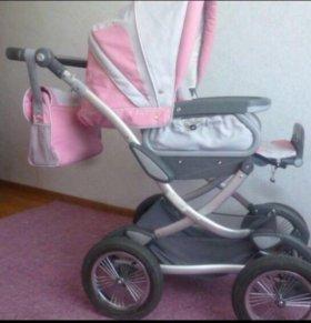 Детская коляска Geoby для девочки