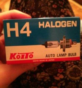 Галогеновая лампа новая