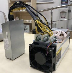 ASIC antminer A3, L3, S9