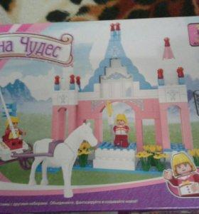 Лего для девочки 245 деталий