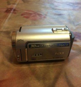 Видеокамера JVC everiо GZ-MG330HER