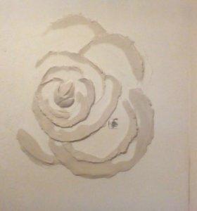 работы по декоративной лепнине на стенах