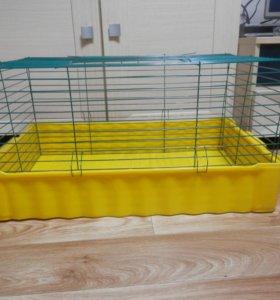 клетка для кролика, морских свинок и др