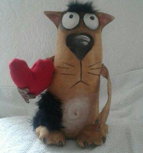 Влюбленный кот (подарок)