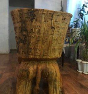 Малый трон для интерьера