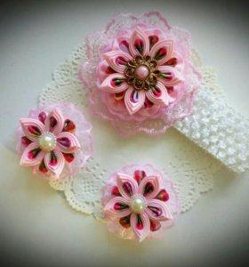 Набор Розовая Нежность