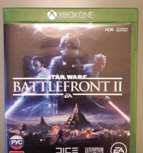 Диск xbox one Battlefront 2