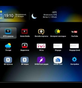 IPTV Медиаплеер mag 250