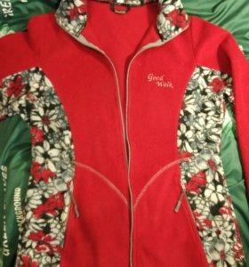 Флисовая куртка Хольстер М-L