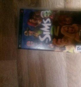 Игра для psp Sims2