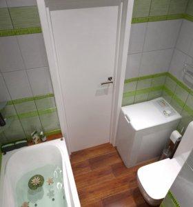 Ремонт ванных комнат под ключ.