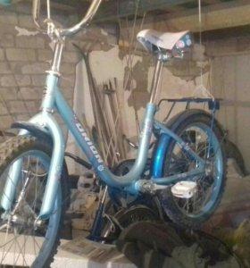 Подростковый велосипел