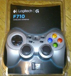 Джойстик Logitech F710