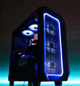 Новый компьютер игровой i3 8350K/GTX1060/16Гб DDR4