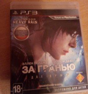 Продам 3 игры на ps3 каждая игра 700 рублей