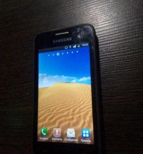 Смартфон Samsung Galaxy S scLCD GT-I9003