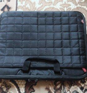 Чехол-сумка на ноутбук