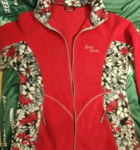 Флисовая куртка Хольстер 46-48