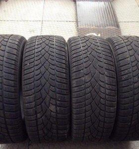 205 55 16 Dunlop Winter 3D зимние шины r4