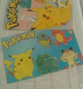 Pokemon календари