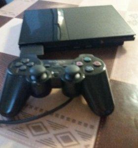 приставка PlayStation2.SONY.