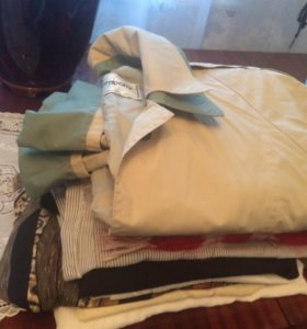 Одежда женская пакетом р 52-54