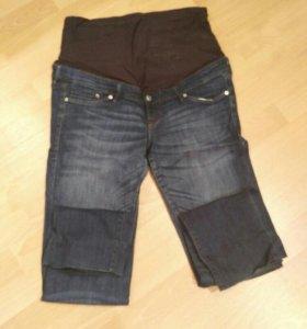 Платье и джинсы для беременных