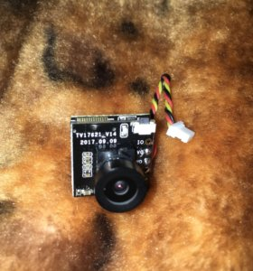 FPV Камера Turbowing cyclops 3dvr mini 700tvl.