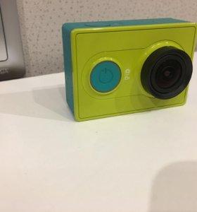 Экшн камера XIOMI