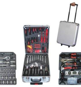 Набор инструментов Swiss Tools – 187 предметов