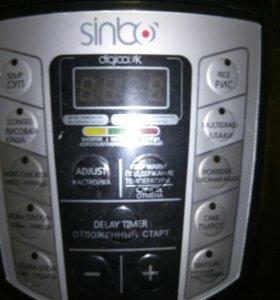 Мультиварка Sinbo sco 5033
