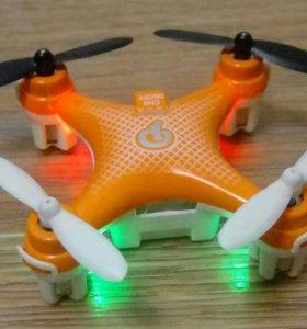 Квадрокоптер новый (мини дрон)