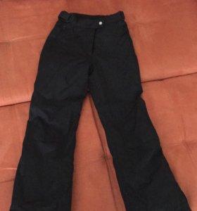 Горнолыжные зимние тёплые штаны