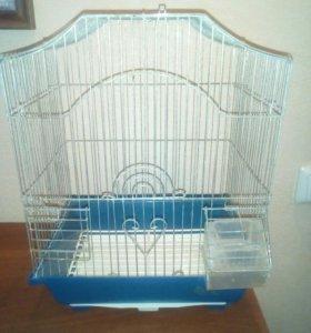 Клетка для попугач