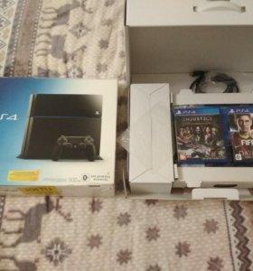 Sony PlayStation 4 (500 ГБ)