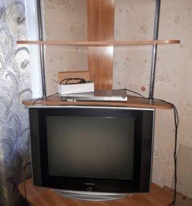 Стелаж под телевизор.