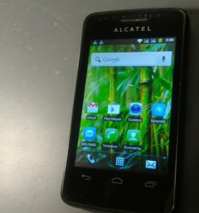Alcatel ONE TOUCH Pixi 4007D