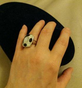 Кольцо серебро 925 пробы