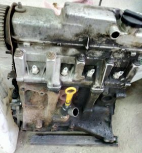 Двигатель с ваз 2114