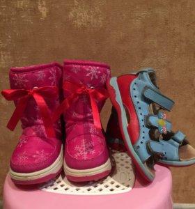 Обувь на девочку 🎀