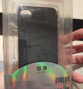 чехол зарядник на IPhone 4, 4s