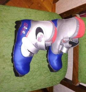 Лыжные ботинки, sns profil