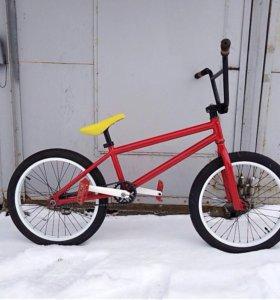 Bmx бмх кастом велосипед