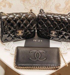 Chanel mini Сумочки и кошелек.Новые