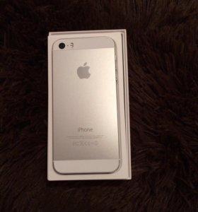 iPhone 5s. ОБМЕН НЕ ИНТЕРЕСУЕТ! СРОЧНО