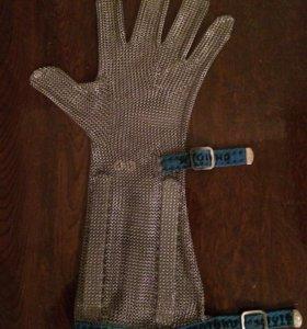 Перчатка для обвалки
