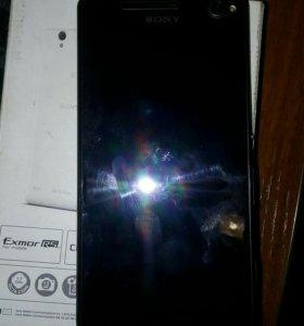 Продам телефон Sony C4