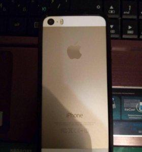 iPhone 5s 16gb (обмен)
