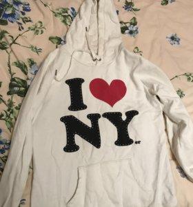 """Кофта «I ❤️ NY"""""""