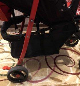 Санки и коляска